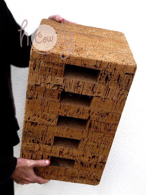 Handmade Eco Friendly Large Cork Stools