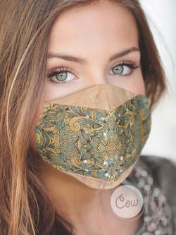 Cork Face Masks