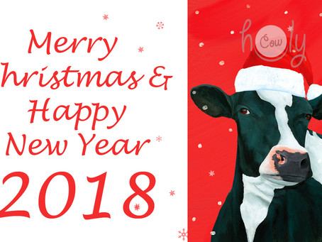 Merry Christmas & Happy New Year 2018!