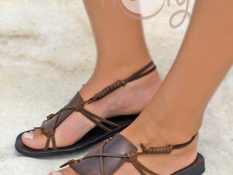 Boho Girls Sandals