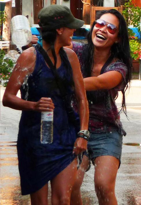Happy Songkran to everyone!