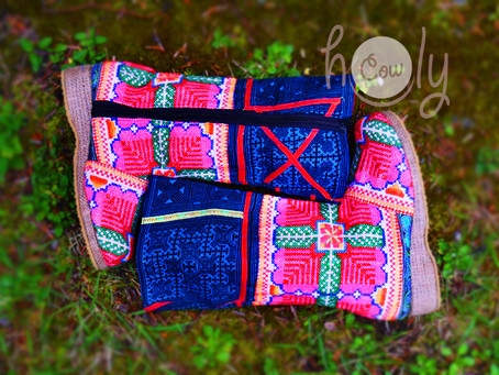 New Colorful Collection Of Vegan Tribal Boots Just Out!