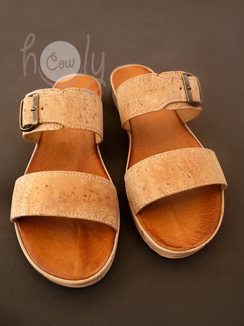 Handmade Eco Friendly Vegan Cork Sandals
