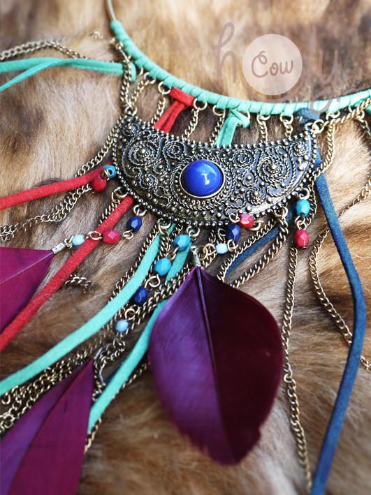 Super Stylish Womens Boho Necklace