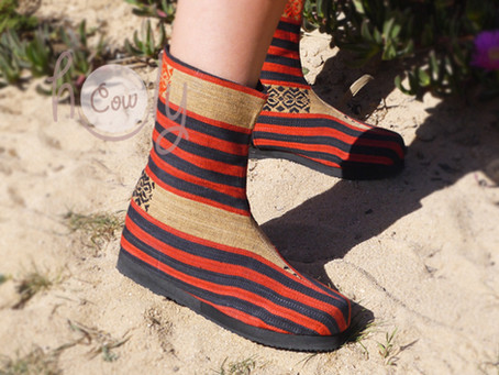 Women's Tribal Vegan Boots