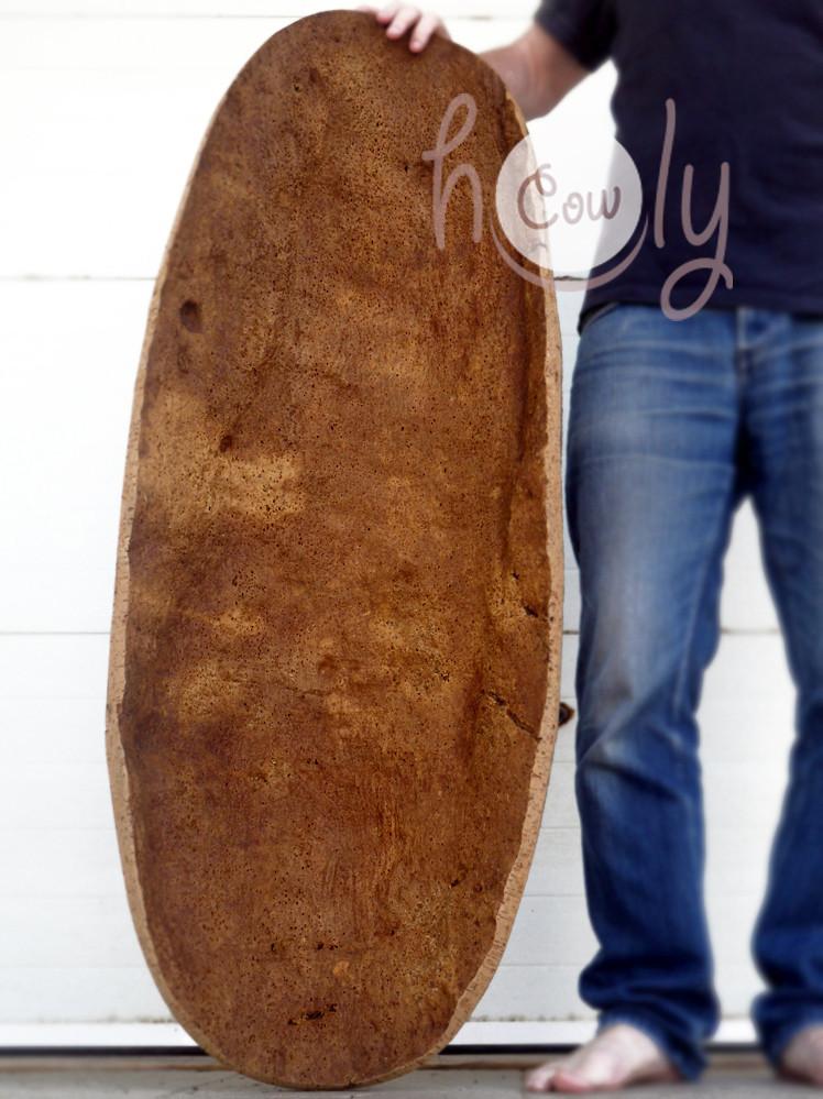 Extra Large Eco Friendly Natural Cork Bark Bowl