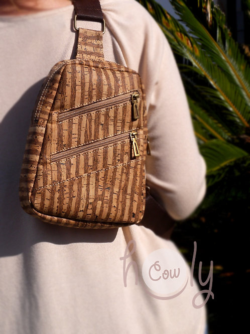 Eco Friendly Vegan Cork Backpack