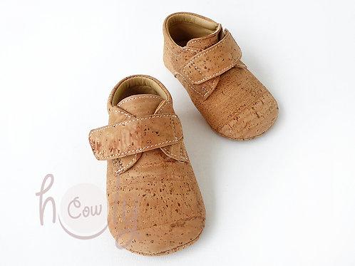 Eco Friendly Vegan Cork Baby Shoes