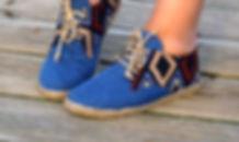 Vegan Tribal Shoes