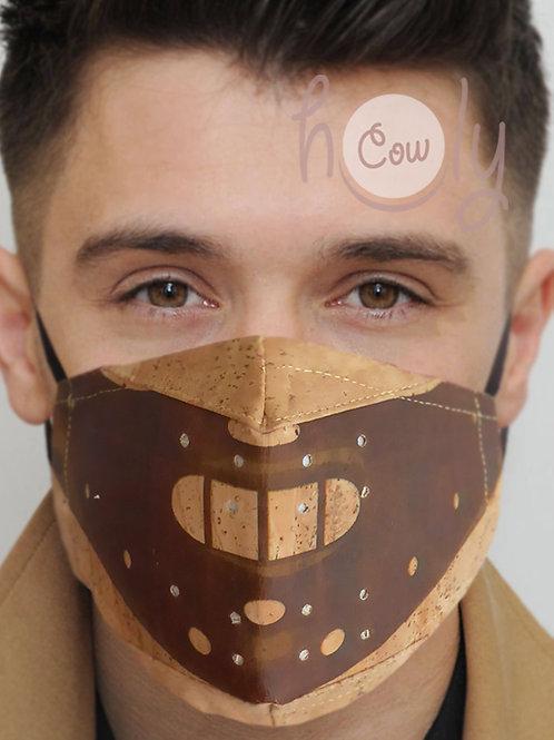 Hannibal Lecter Reusable Cork Mask