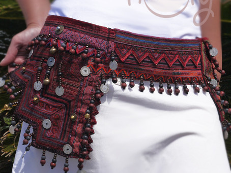 Update Your Tribal Wardrobe With Our Unique New Ethnic Belt Bag