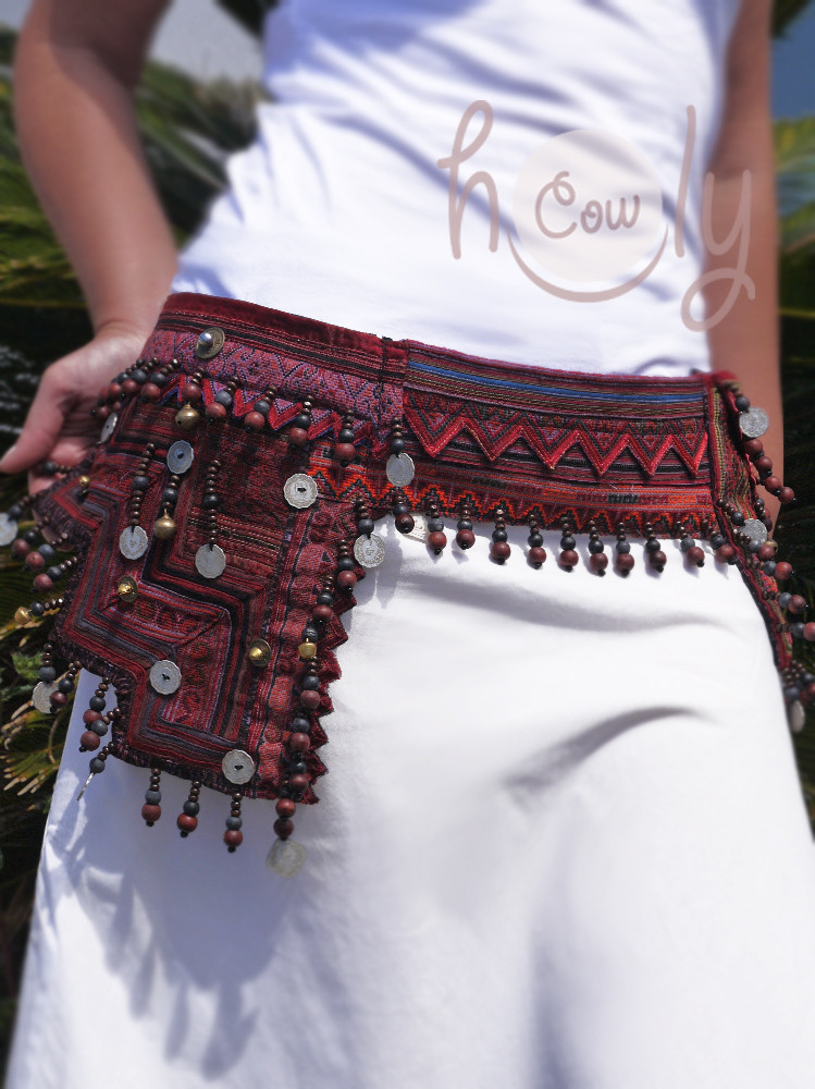 New Ethnic Belt Bag