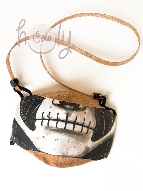 Eco Friendly Reusable Cork Face Mask