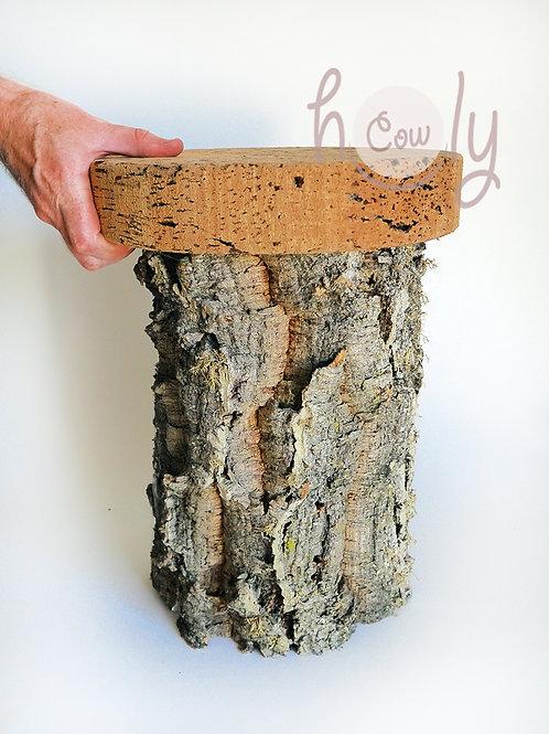 Handmade Eco Friendly Cork Stool
