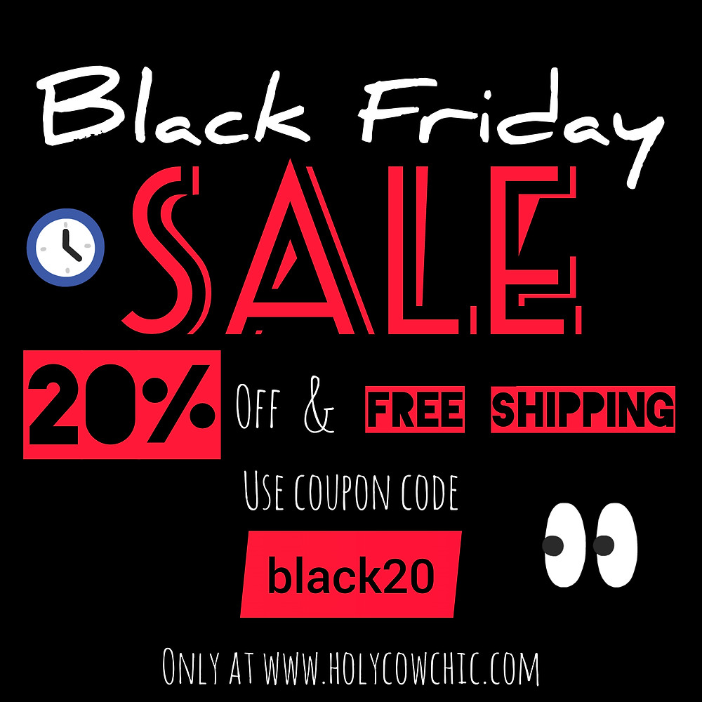 20% OFF & FREE SHIPPING WORLDWIDE on all purchases!