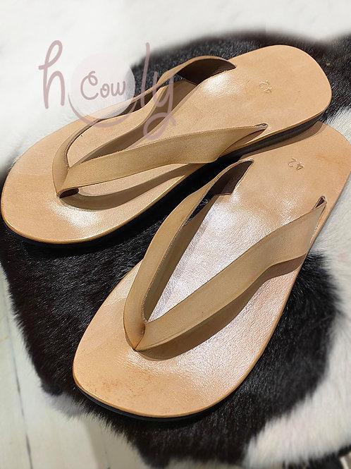 Handmade Boho Leather Sandals