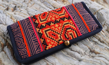 Tribal Wallets And Unique Accessories