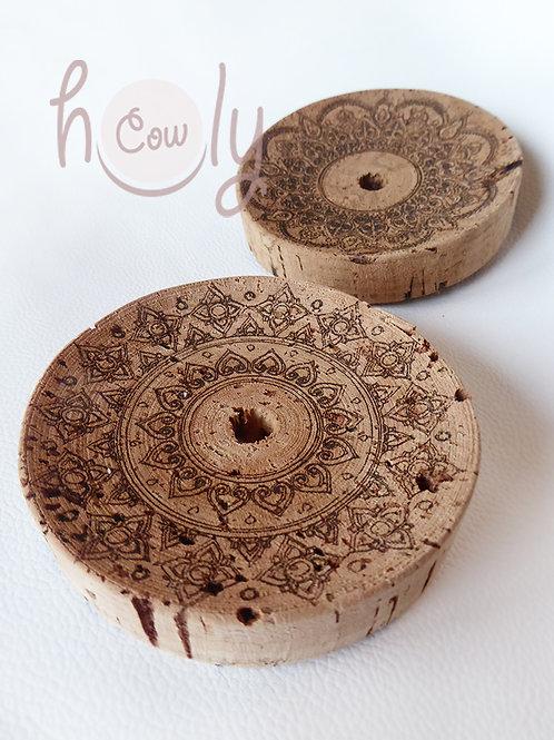 Natural Eco Friendly Cork Soap Dish