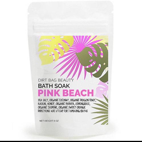 Pink Beach Salts