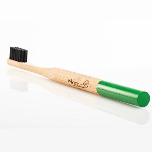 """Support Mental Health"" bamboo toothbrush"
