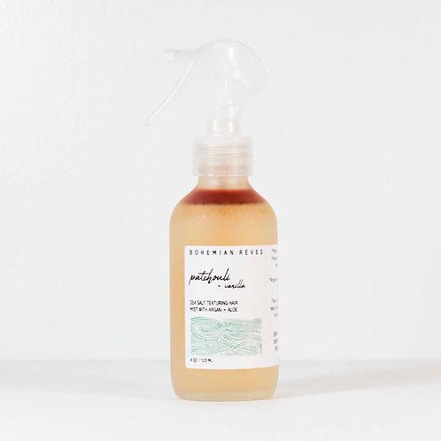 Vanilla & Patchouli Sea Salt Hair Mist