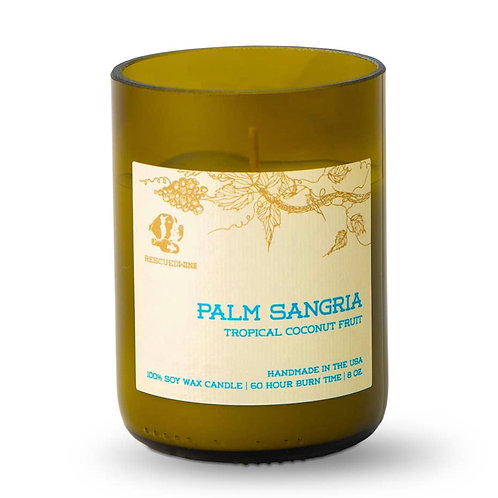 Palm Sangria Candle