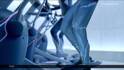 Danone | Glass Woman