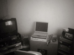 My first setup