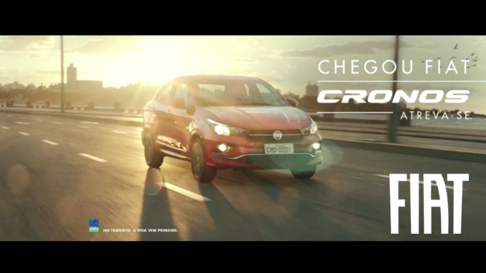 Fiat | New Cronos