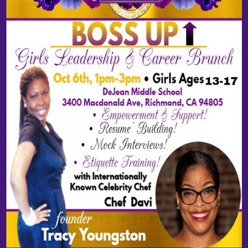 Boss Up! Leadership & Career Brunch
