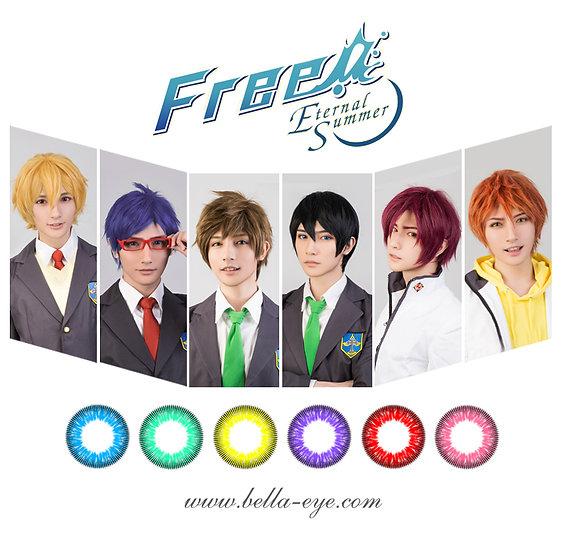 贝拉 Bella-Eye Free! Series