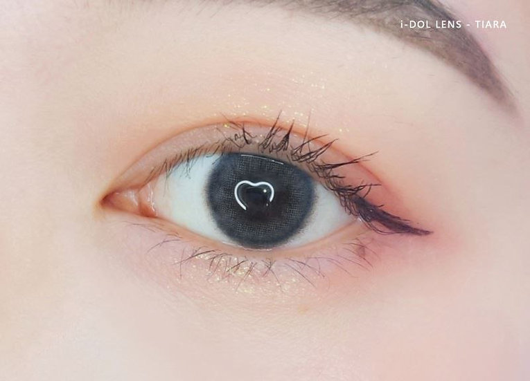 [i-Dol] Tiara Series in Yam Grey