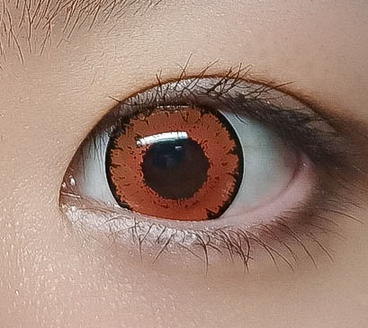 Orange Brown