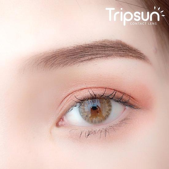 [TripSun] Summer Flower Series Brown
