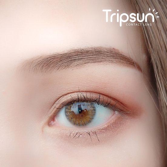 [TripSun] Summer Flower Series Grey