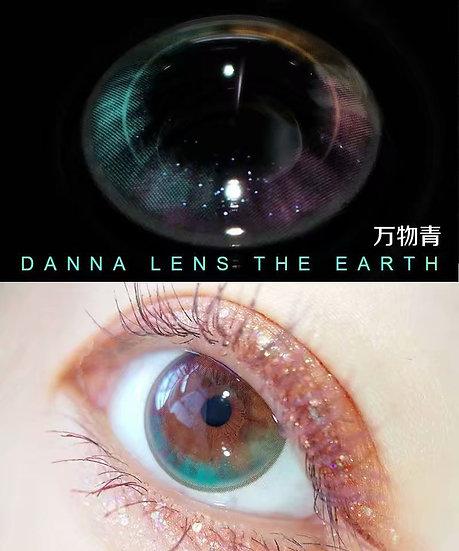 【DANNA】The Earth Series Green