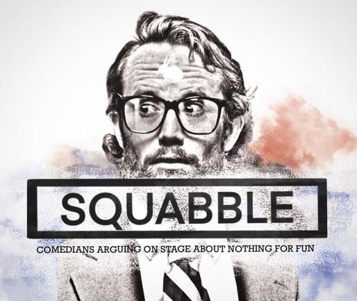 Comedy Show Flyer Design