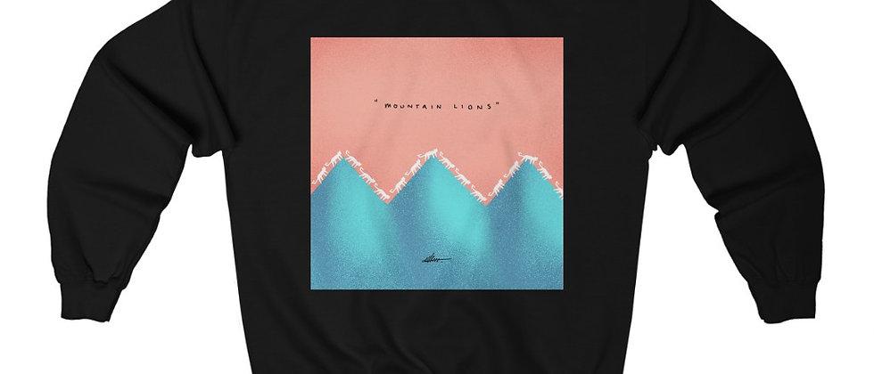 Mountain Lions Crew Sweatshirt