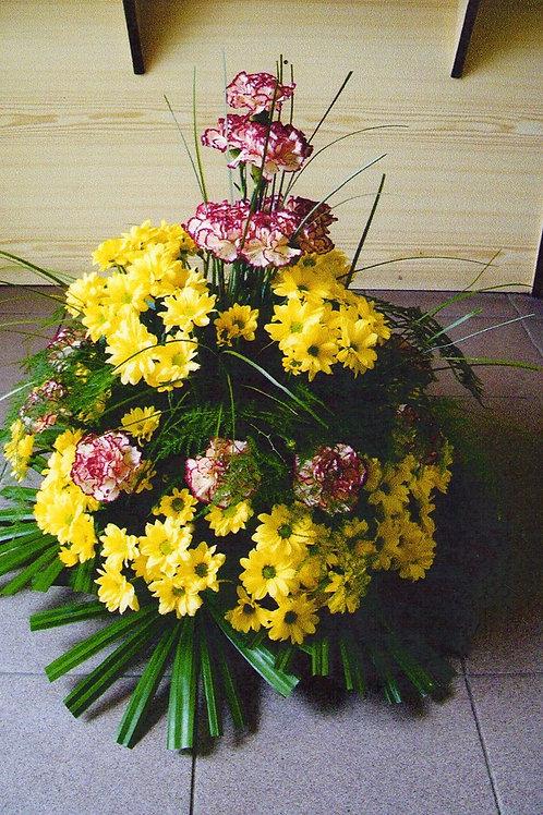 Kytice karafiáty, chryzantémy (č.20)