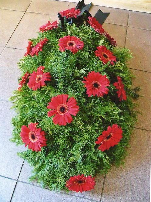 Kytice gerbery nebo gerbery a chryzantémy (čš8B)