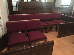 Chancel Chairs