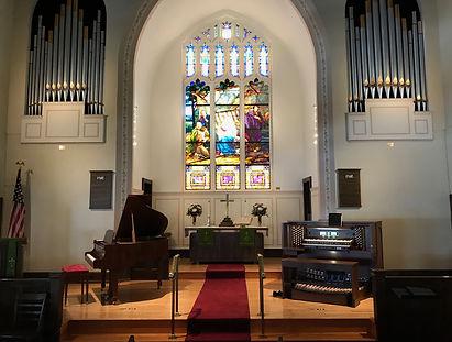 Chancel Instruments