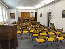 Chapel Seating