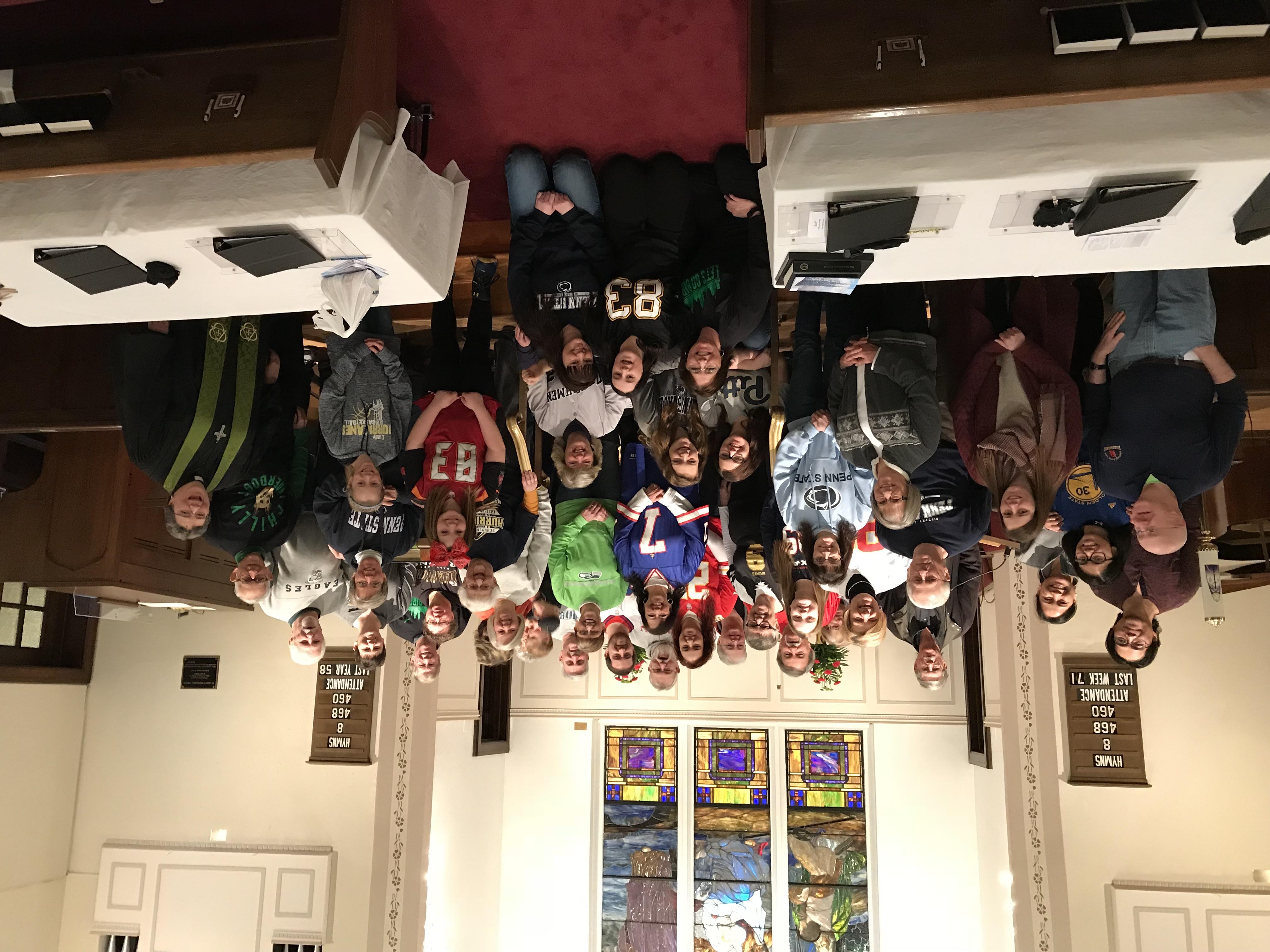 Souper Bowl Sunday 2018