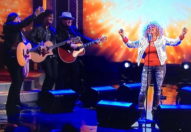 Late Show SVZ, Elvis, Darlene Love