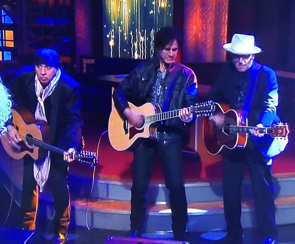The Late Show with SVZ ,Elvis Costello
