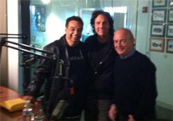 Marc, Gary US Bonds, Dave Marsh.jpg