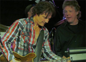 With Steve Forbert