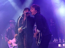 With SVZ Paul McCartney 2017