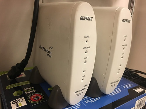Buffalo AirStation G54 – Wireless Router